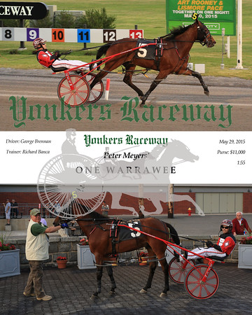 20150529 Race 3- One Warrawee