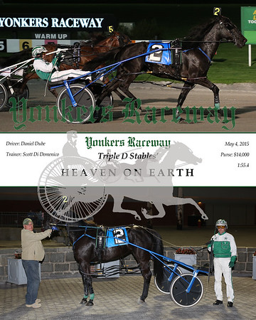 20150504 Race 7- Heaven On Earth