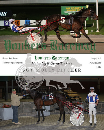 20150504 Race 9- Sgt Molly Pitcher