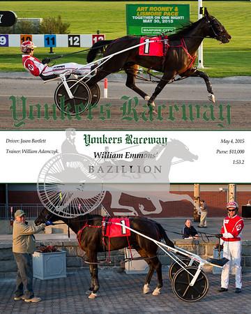20150504 Race 1- Bazillion