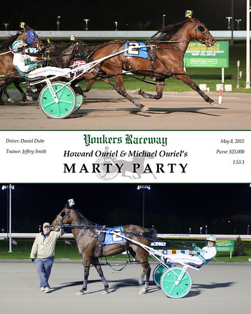 20150508 Race 12- Marty Party