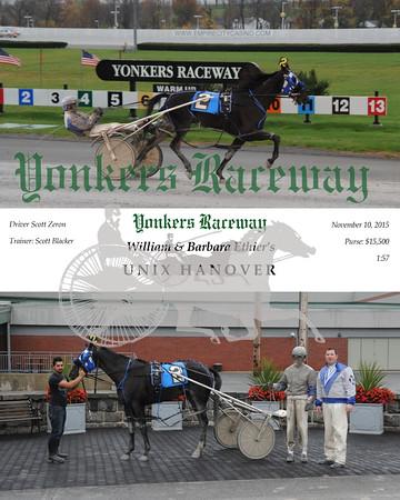 11102015 Race 5-Unix Hanover