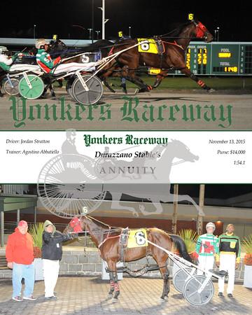 11132015 Race 5 - Annuity