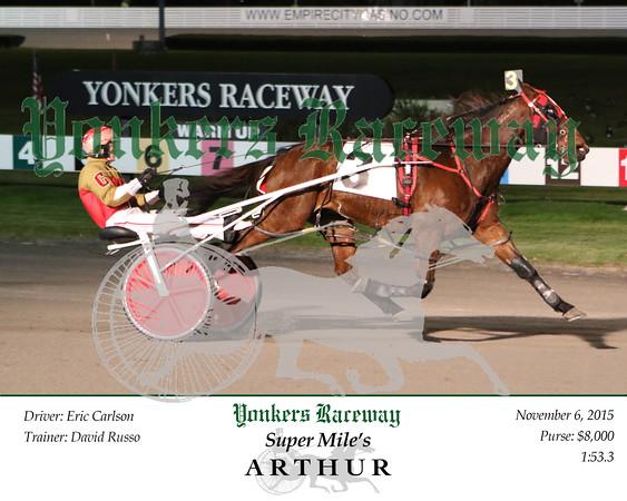 20151116 Race 3- Arthur