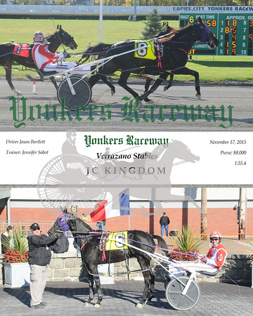 11172015 Race 1-JC Kingdom