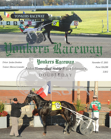 11172015 Race 7-Doubleday