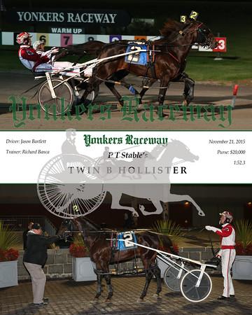 20151121 Race 9- Twin B Hollister