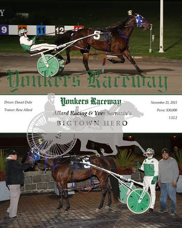 20151121 Race 7- Bigtown Hero