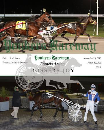 20151123 Race 12- Bossers Joy