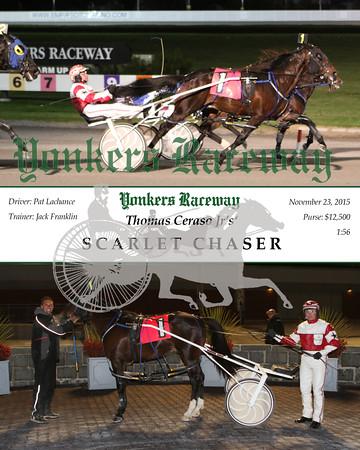20151123 Race 4- Scarlet Chaser