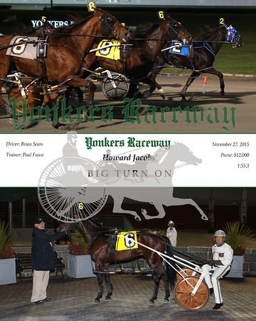 20151127 Race 2- Big Turn On