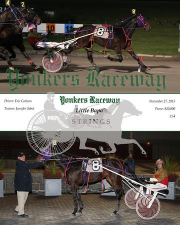 20151127 Race 10- Strings