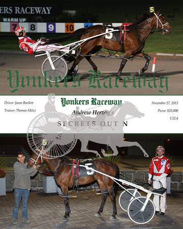20151127 Race 12- Secrets Out N