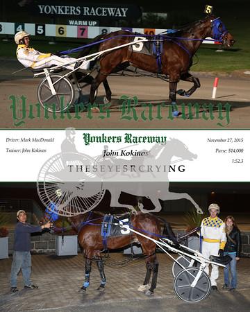 20151127 Race 4- Theseyesrcrying