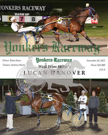 20151128 Race 9- Lucan Hanover