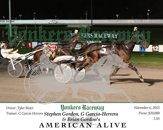20151106 Race 1- American Alive