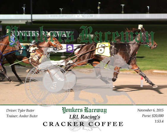 20151106 Race 11- Cracker Coffee