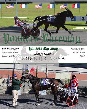 20151108 Race 2- Zorwijk Nova