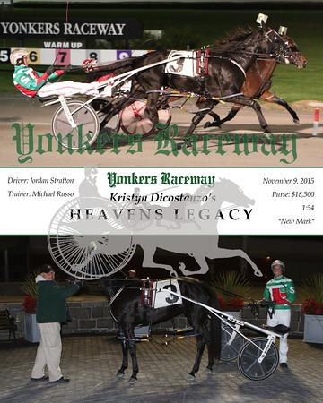 20151109 Race 5- Heavens Legacy