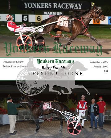 20151109 Race 7- Upfront Lorne