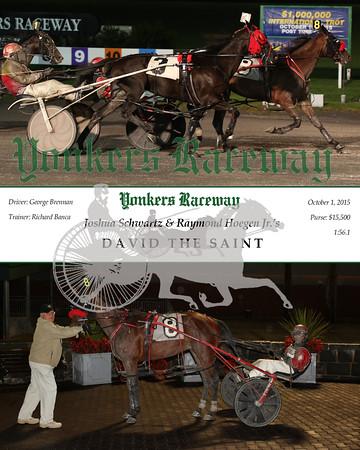 20151001 Race 4- David The Saint
