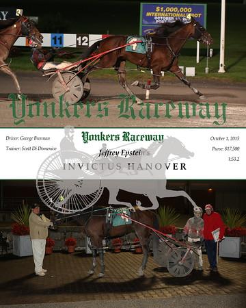 20151001 Race 10- Invictus Hanover
