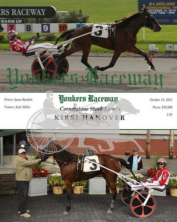 20151013 Race 6- Kirsi Hanover
