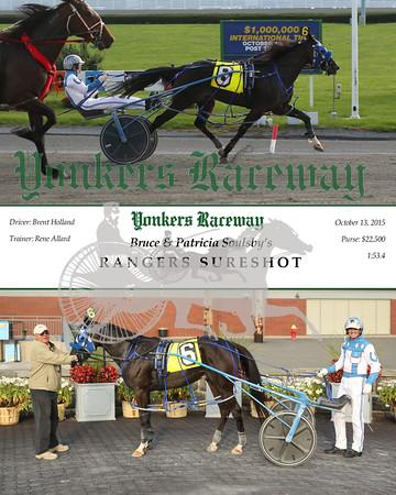 20151013 Race 12- Rangers Sureshot