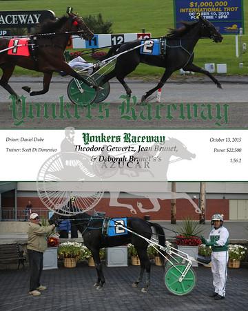 20151013 Race 11- Azucar