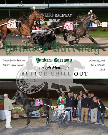 201501015 Race 8- Bettor Chill Out