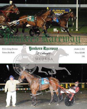 20151002 Race 9- Medusa