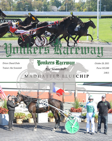 20151020 Race 2- Madhatter Bluechip