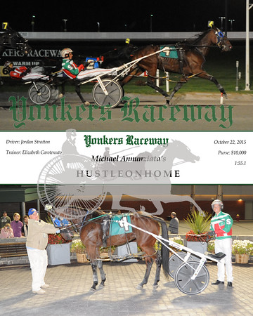 20151022 Race 3- Hustleonhome