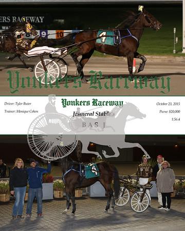 20151023 Race 9- Bas J