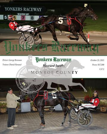 20151023 Race 2- Monroe County