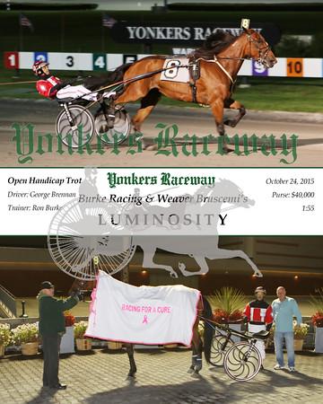 20151024 Race 6- Luminosity