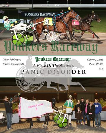 20151024 Race 10- Panic Disorder