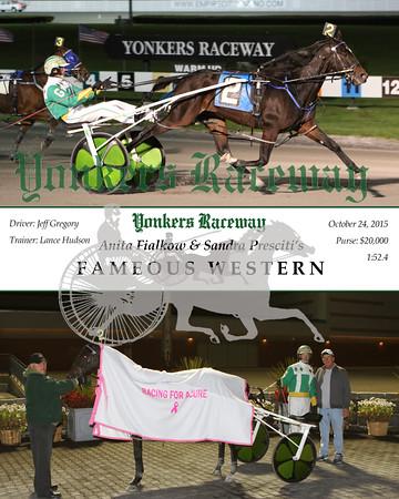 20151024 Race 2- Fameous Western