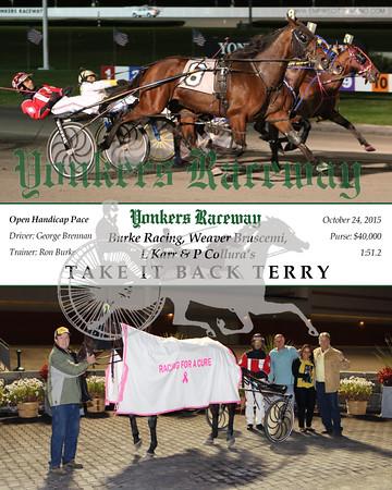 20151024 Race 8- Take It Back Terry