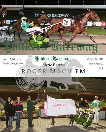 20151024 Race 12- Roger Mach Em