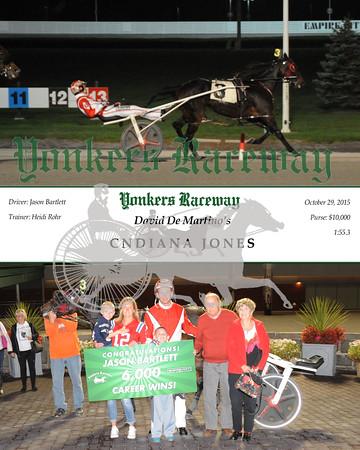 10292015 Race 3- Cndiana Jones 6000