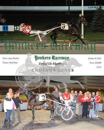 10292015 Race 3- Cndiana Jones