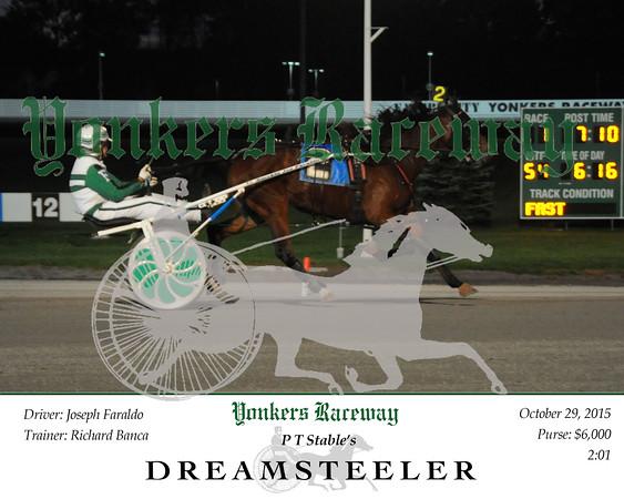 10292015 NB Race 2- Dreamsteeler 2