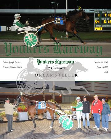 10292015 NB Race 2- Dreamsteeler