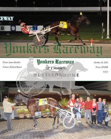 10292015 Race 1- Hustleonhome