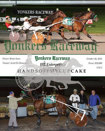 20151030 Race 9- Handsoffmycupcake