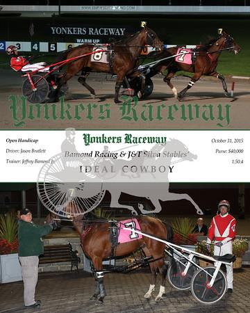 20151031 Race 6- Ideal Cowboy