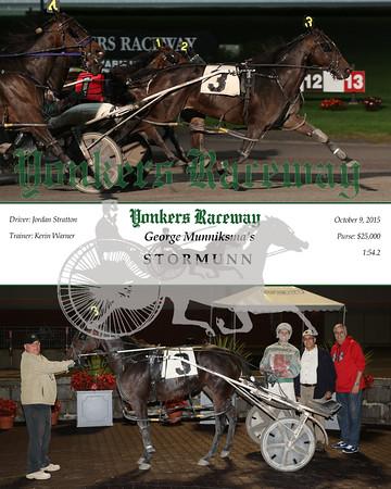 20151009 Race 10- Stormunn