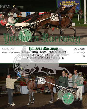 20151009 Race 7- Lord of Misrule
