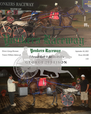 20150910 Race 7- George Jettison